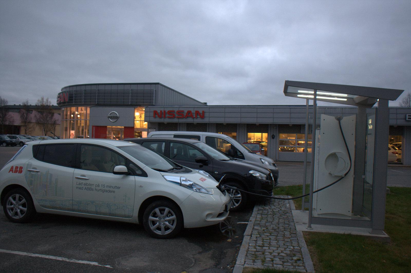 Sarpsborg Arbeiderblad – Å lade elbil feil er dyrt. Lader