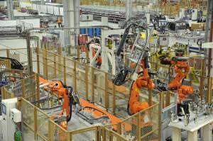 Beskyttelsesgjerdene er laget av tre og tau. Ingen umiddelbar brannfare! © BMW AG