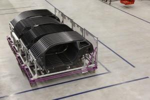Karbonfiberdeler til BMW i3 © BMW AG