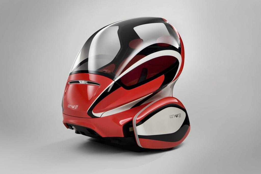 GM EN-V og Daft Punk