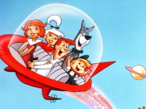 "The Jetsons ""bil""."